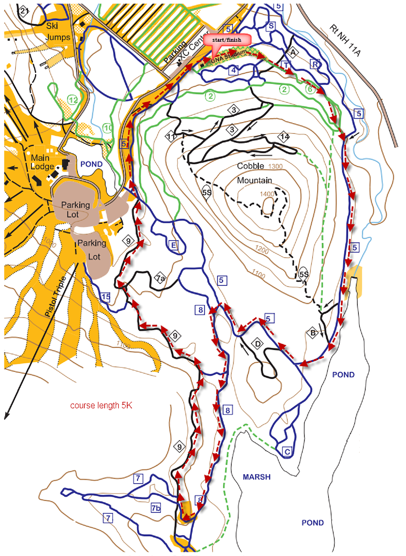 gunstock trail map with Xc Run Series on Sugarloaf also Mohawk Mountain additionally Xc Run Series moreover Livefreeandhikenh blogspot moreover July 16 2016 Gunstock Redlining.